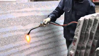 Термообработка гранита технология